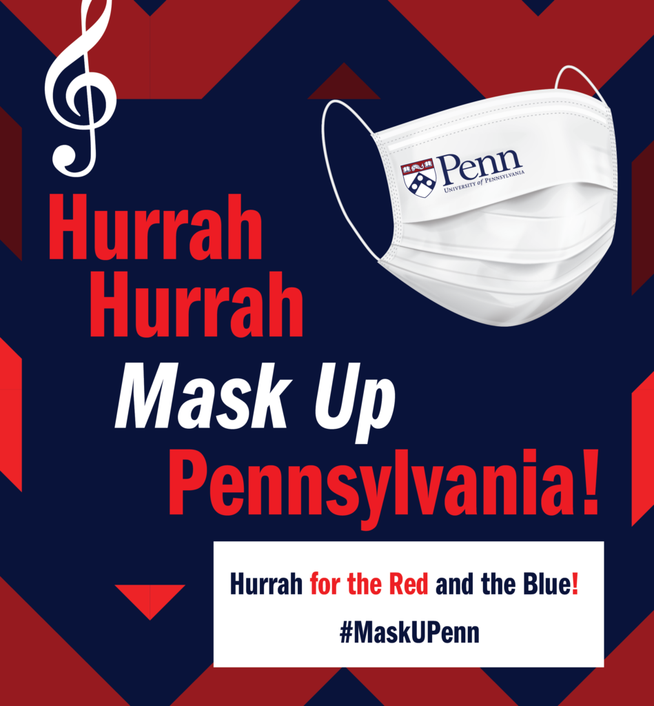 Hurrah Hurrah Mask Up Pennsylvania