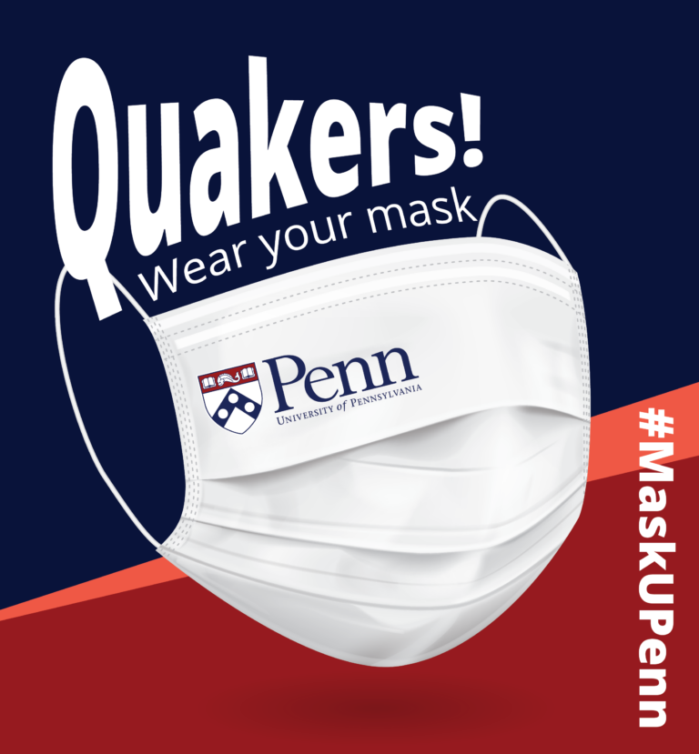 Quakers Wear your Mask