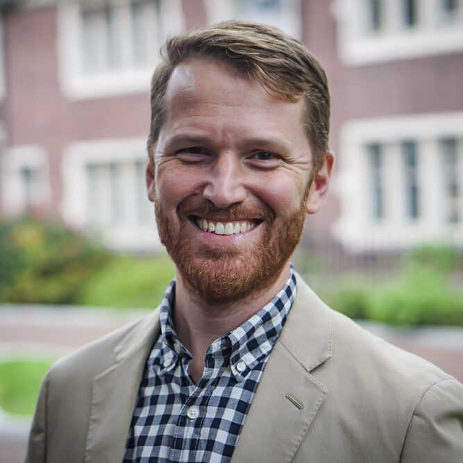 Ryan Miller, Ed.D., Director of Learning Consultations