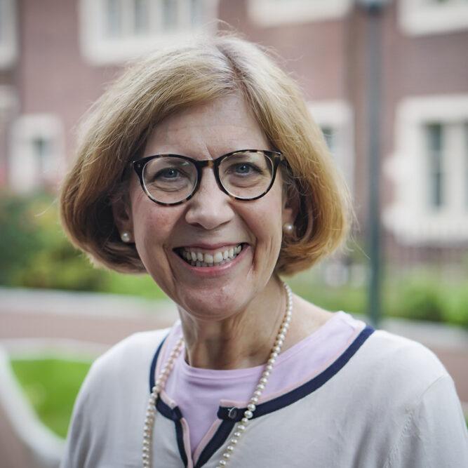 Jane F. Holahan, Ed.D., Executive Director, Weingarten Center
