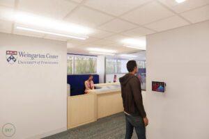 The new Weingarten Center